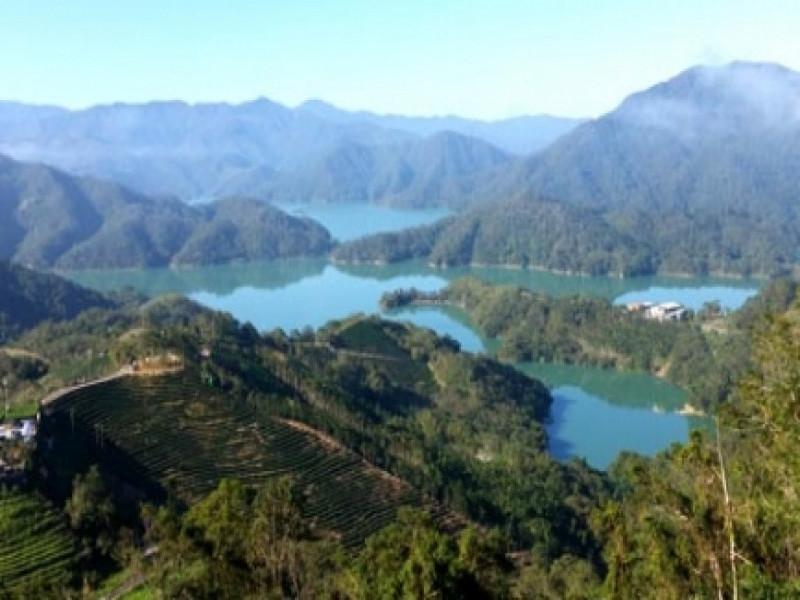 千島湖、八卦茶園&十分瀑布一日遊