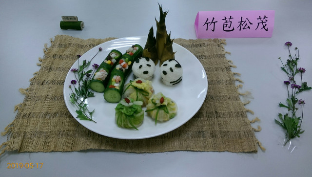 台北市景美區農會綠竹筍料理