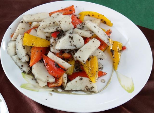 胡瑞安師傅西式創意料理