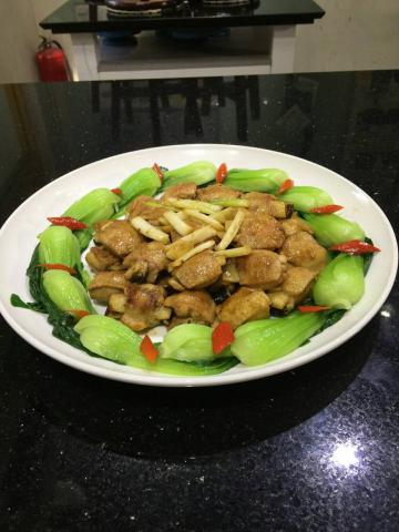 台北市士林區農會綠竹筍美食